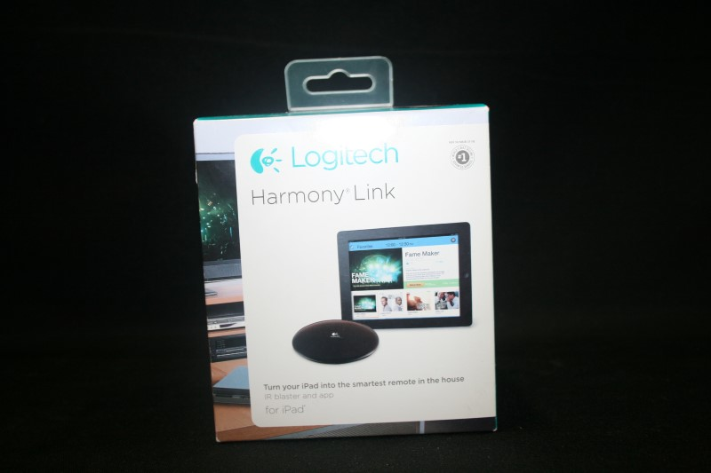 Logitech Model Harmony Link Home Media System