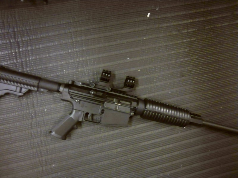 DPMS PANTHER ARMS Rifle LR-308T USED