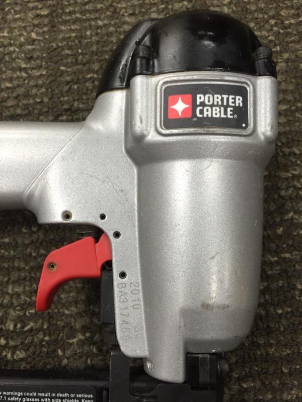 PORTER CABLE Nailer/Stapler NS100B