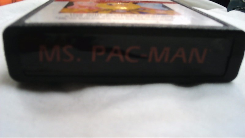 ATARI Vintage Game-Ms. Pac-Man