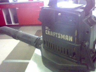 CRAFTSMAN Leaf Blower LEAF BLOWER 358.794600