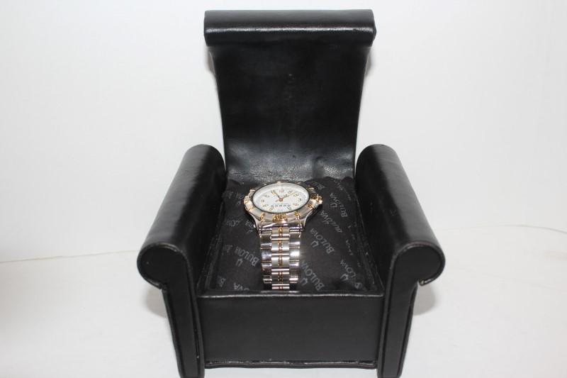 CARAVELLE BY BULOVA Gent's Wristwatch FIVE STAR