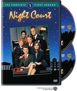 NIGHT COURT SEASON 1 (1984)