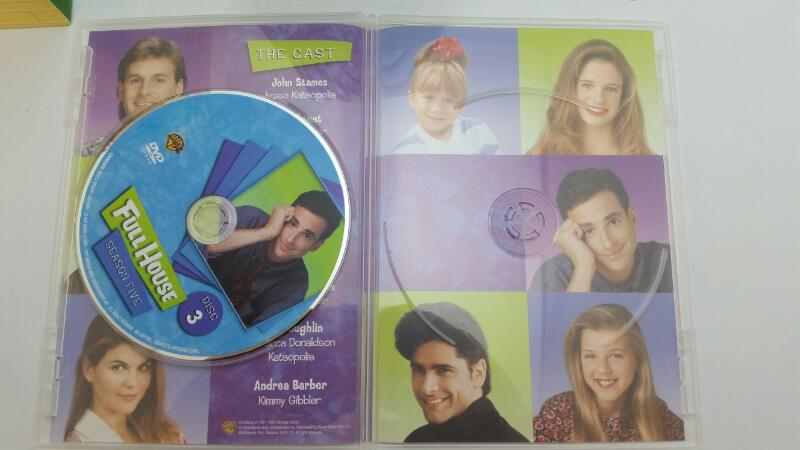 DVD BOX SET FULL HOUSE THE COMPLETE SERIES