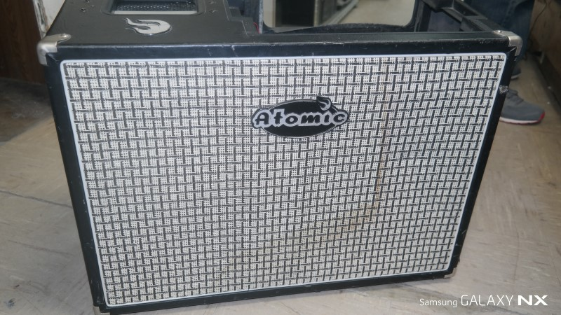 ATOMIC Electric Guitar Amp REACTOR 112