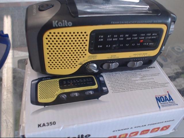 KAITO Radio KA350 VOYAGER TREK