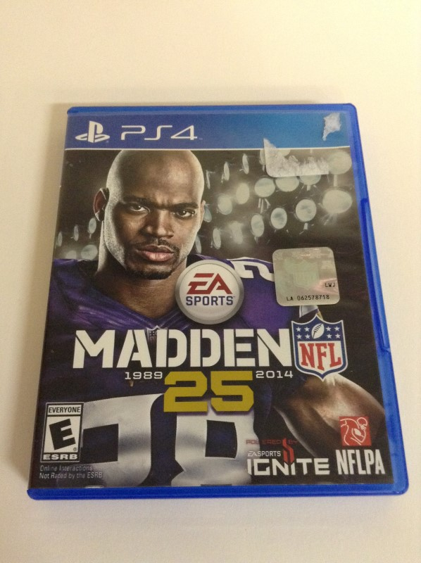 SONY Sony PlayStation 4 Game MADDEN NFL 25 - PS4