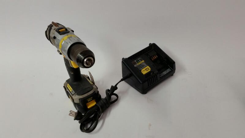 STANLEY Cordless Drill FMC-620
