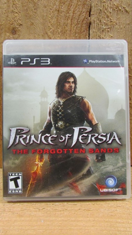SONY Sony PlayStation 3 Game PRINCE OF PERSIA THE FORGOTTEN SANDS