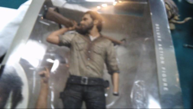 Miscellaneous Toy WALKING DEAD TOYS-Rick Grimes Deluxe Action Figure
