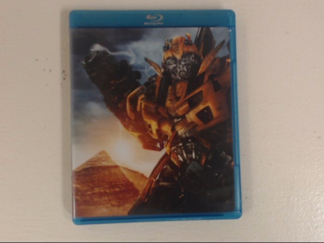 BLU-RAY MOVIE Blu-Ray TRANSFORMERS REVENGE OF THE FALLEN