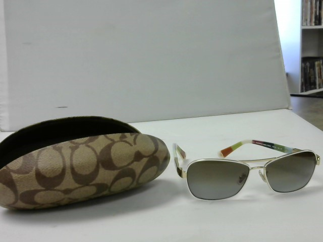 COACH Sunglasses HC 7012 (L038 CAROLINA) SUNGLASSES