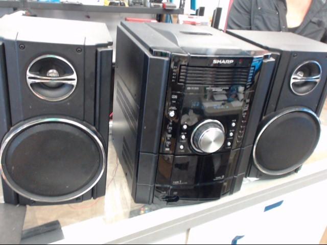 SHARP Mini-Stereo CD-DK890N