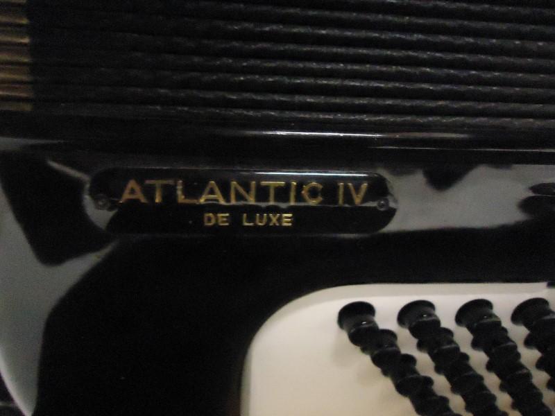 HOHNER Accordion/Concertina ATLANTIC IV