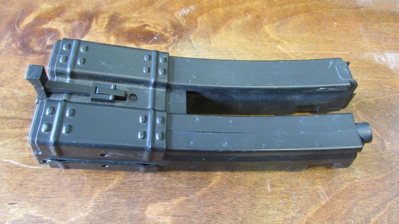 MATRIX MP5 560 ROUND HIGH-CAPACITY DUAL MAGAZINE WITH DUMMY ROUNDS