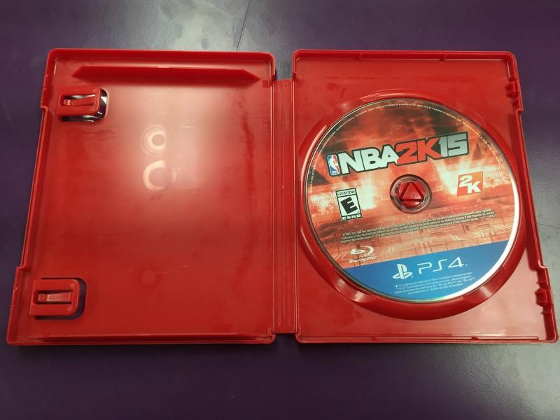 SONY PLAYSTATION 4 NBA 2K15 - PS4