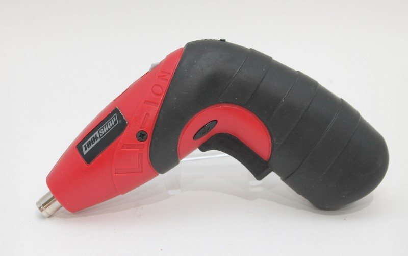 Tool Shop 3.6V Lithium-Ion Cordless Screwdriver 241-1392 w/Charger>