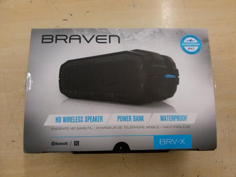 BRAVEN Speakers/Subwoofer BRV-X HD WIRELESS SPEAKER
