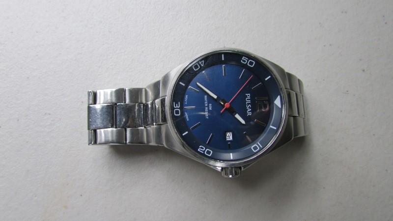 PULSAR WATCH Gent's Wristwatch VD53-X034