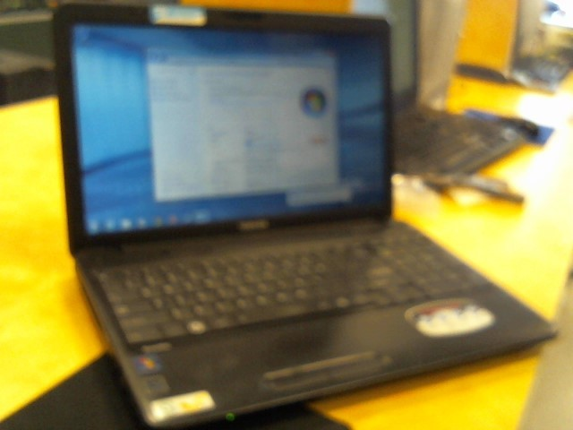 TOSHIBA Laptop/Netbook C655D-S5334