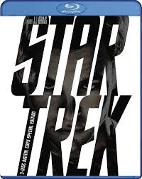 BLU-RAY MOVIE Blu-Ray STAR TREK