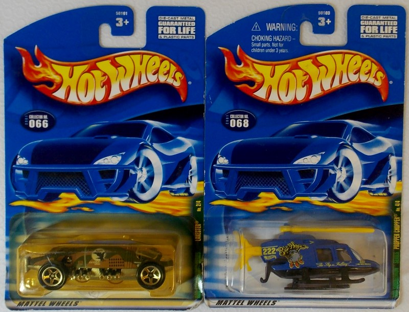 HOT WHEELS: 2001 SERIES, 89 CARS ONLY