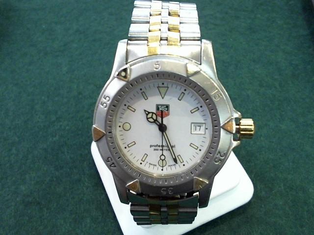 TAG HEUER Lady's Wristwatch WD1221-K-20