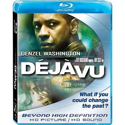 BLU-RAY MOVIE Blu-Ray DEJAVU