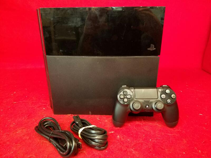 Sony Playstation 4 Game System 500gb - PS4 Game Console