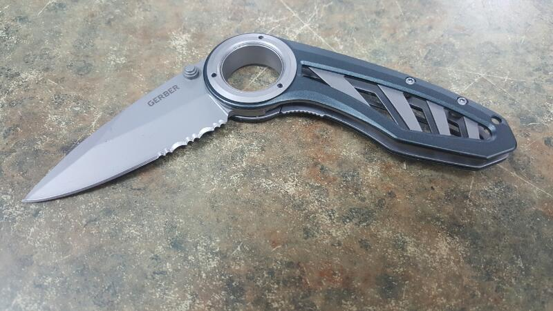 GERBER Pocket Knife REMIX TACTICAL POCKET KNIFE