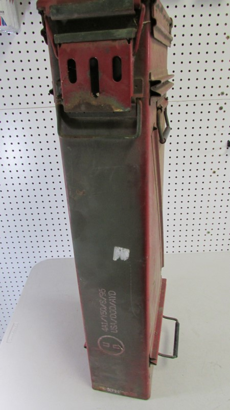 USA 4A1/Y50/S/95, MILITARY AMMO CAN