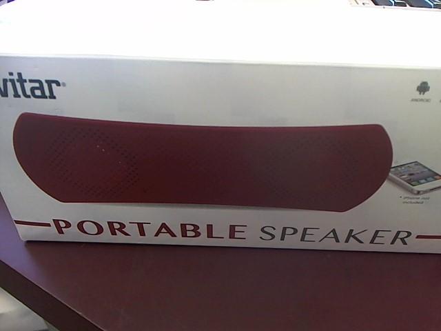 VIVITAR PORTABLE SPEAKER