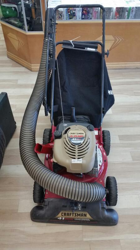 CRAFTSMAN Lawn Mower 247.77055