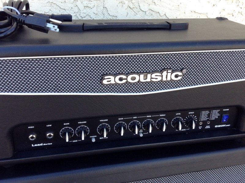 ACOUSTIC Electric Guitar Amp G120H DSP