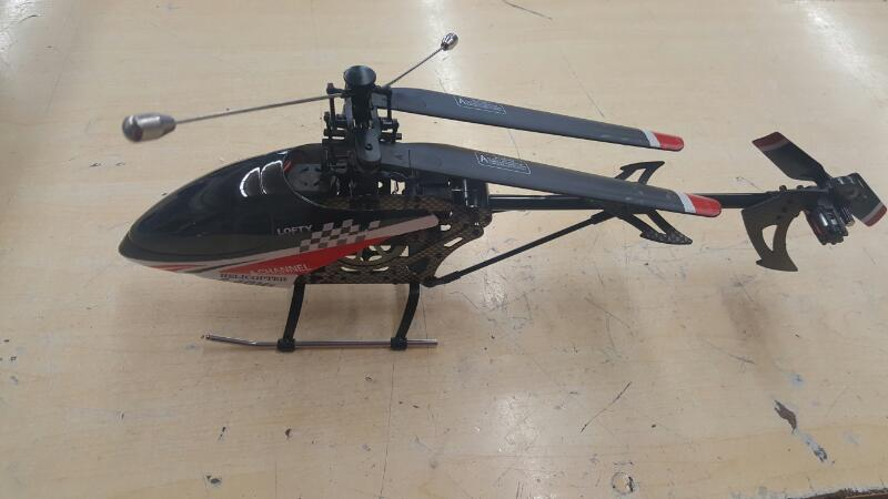 FEI LUN Miscellaneous Toy 4 CHANNEL HELICOPTER