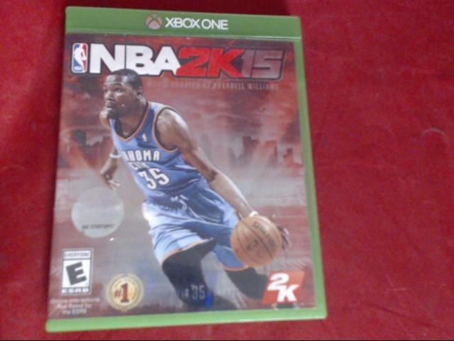 NBA 2K15 XBOX ONE GAME