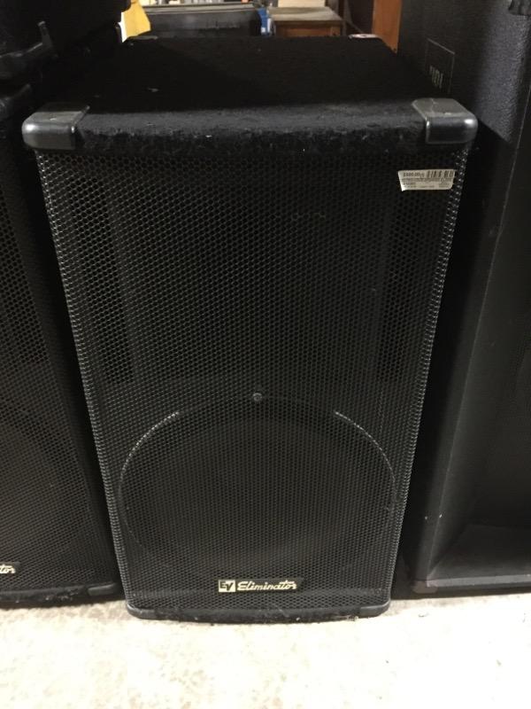 ELECTRO-VOICE Speakers/Subwoofer ELIMINATOR