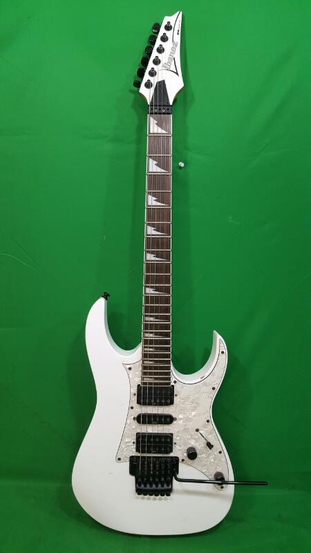 IBANEZ Electric Guitar RG350DX-WH