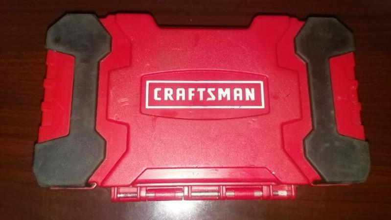 Craftsman 83 pc. Insert Bit Set
