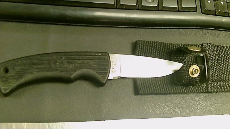 IMPERIAL KNIFE,SHEATH ROCKY MOUNTAIN ELK FOUNDATION