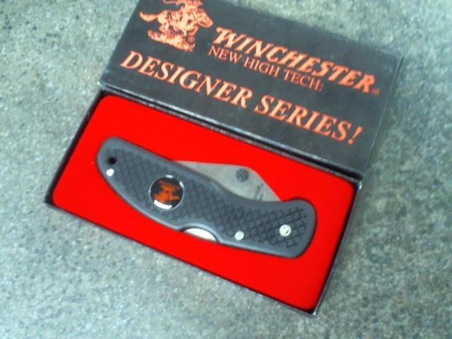 WINCHESTER Pocket Knife NEW HIGH TECH DESIGNER SERIES