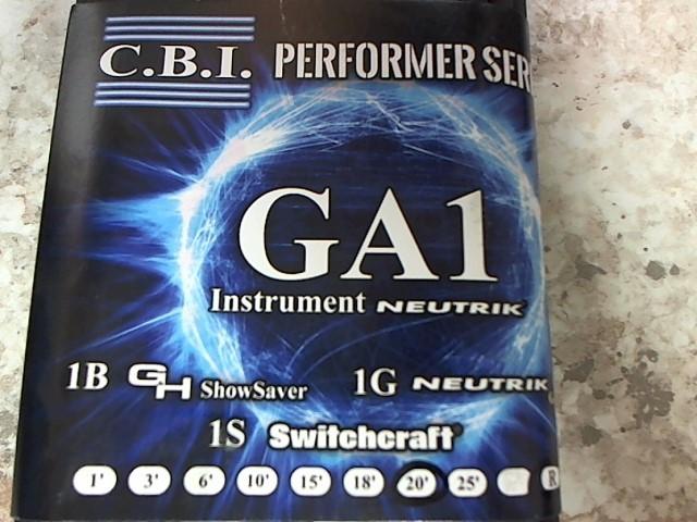 CBI CABLES Cable GA1-20