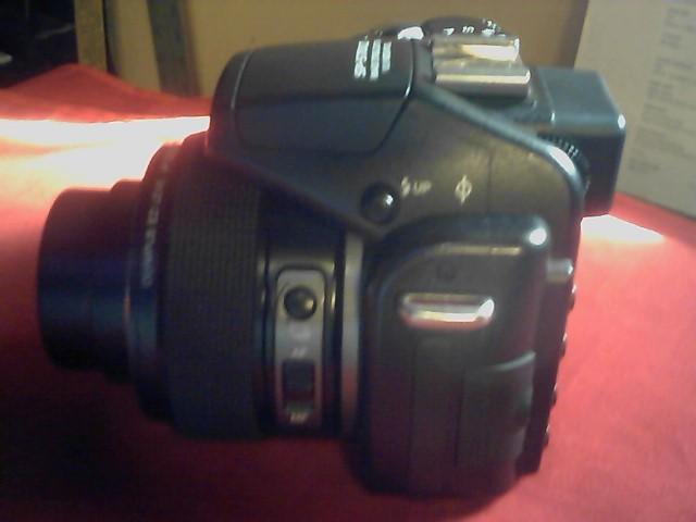 OLYMPUS Digital Camera SP-570UZ