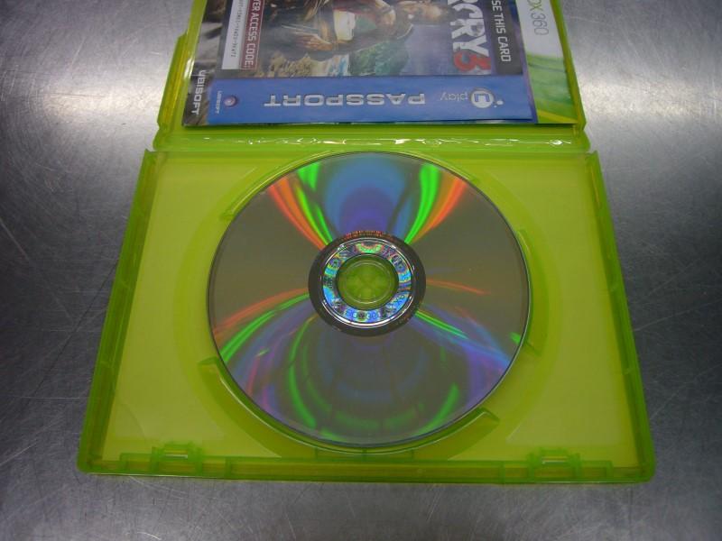 MICROSOFT XBOX 360 Game FARCRY 3