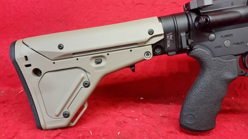 Spike's Tactical / Rock River Arms Custom AR15 5.56/223 FDE Finish / Folding Stk