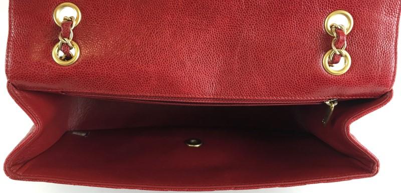 CHANEL VINTAGE QUILETD LAMBSKIN REMAKE SHOULDER BAG