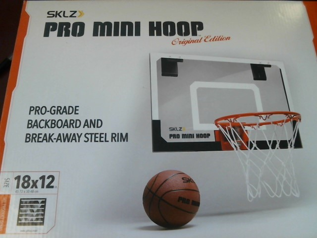 SKLZ Outdoor Sports PRO MINI BASKETBALL HOOP SYSTEM