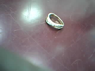 Gent's Diamond Cluster Ring 40 Diamonds .80 Carat T.W. 14K White Gold 3.08g