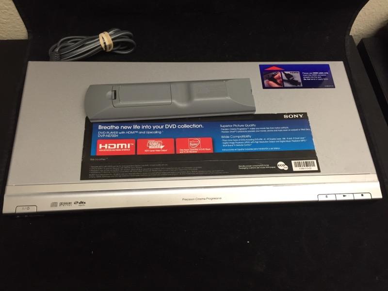 SONY DVD Player DVP-NS700H