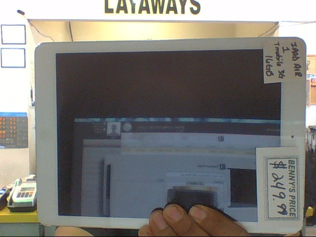 APPLE Tablet IPAD AIR MF502LL/A
